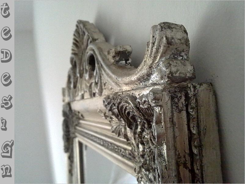 Barok Spiegel Wit : Barok spiegel xl bestel gemakkelijk online nu u20ac89 gratis thuisbezorgd!