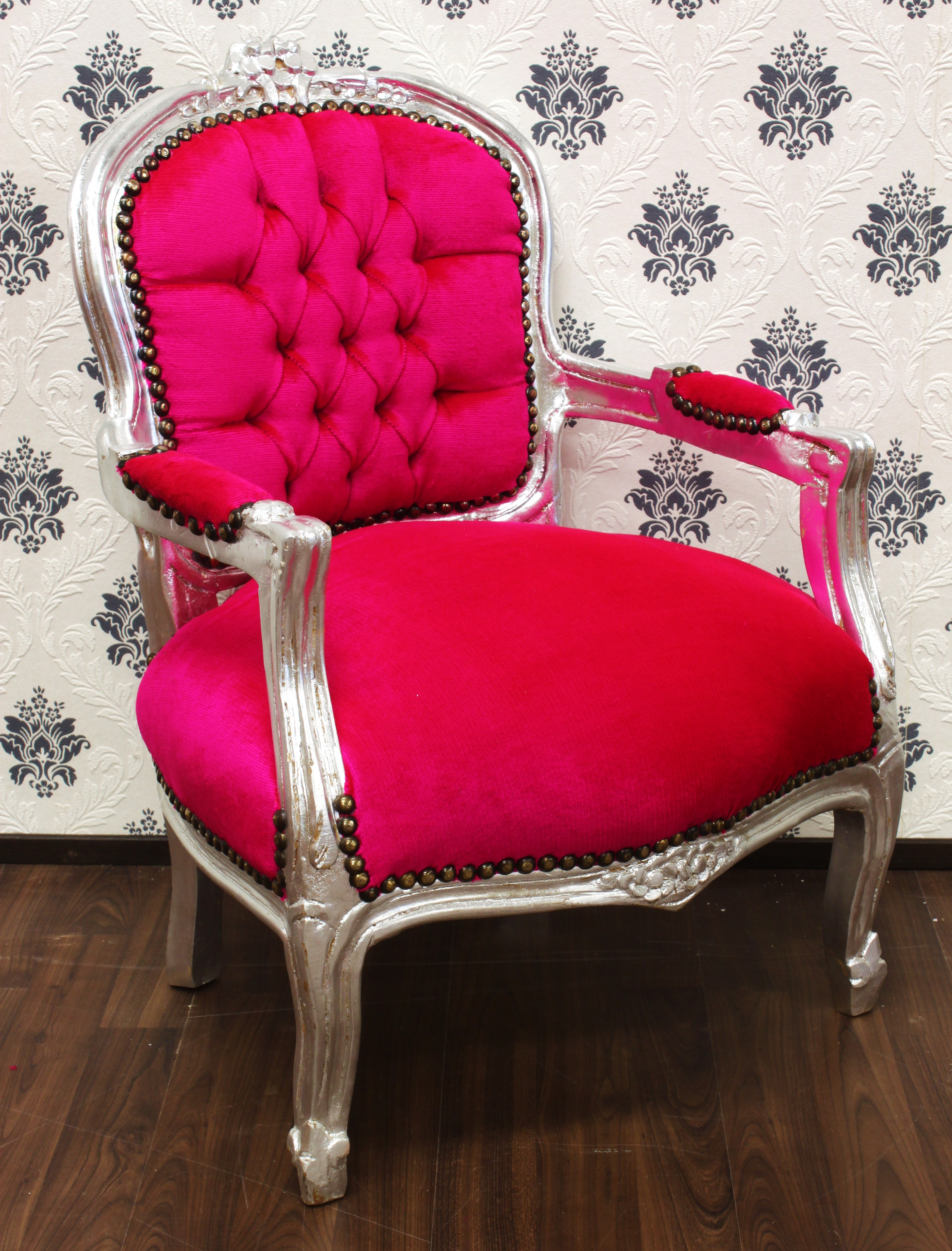 Home / Barok stoelen / Kinder barok fauteuil