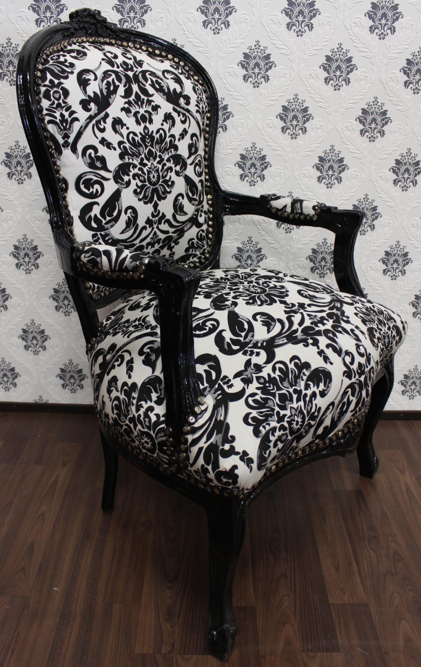 Barok fauteuils op for Barok stoel
