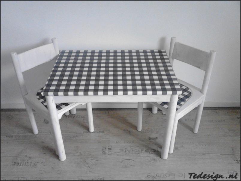 Kindertafel En Stoel : Setje kindertafel en stoelen archives te design
