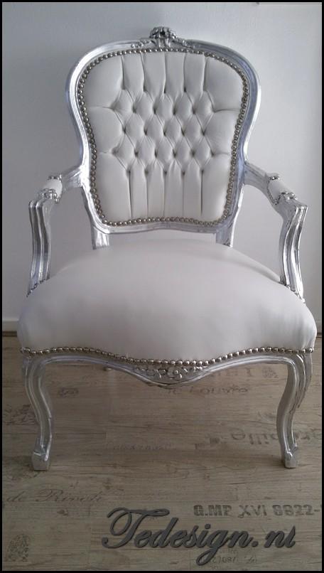 Interesting witte barok stoel with barok stoel marktplaats for Barok eetstoelen