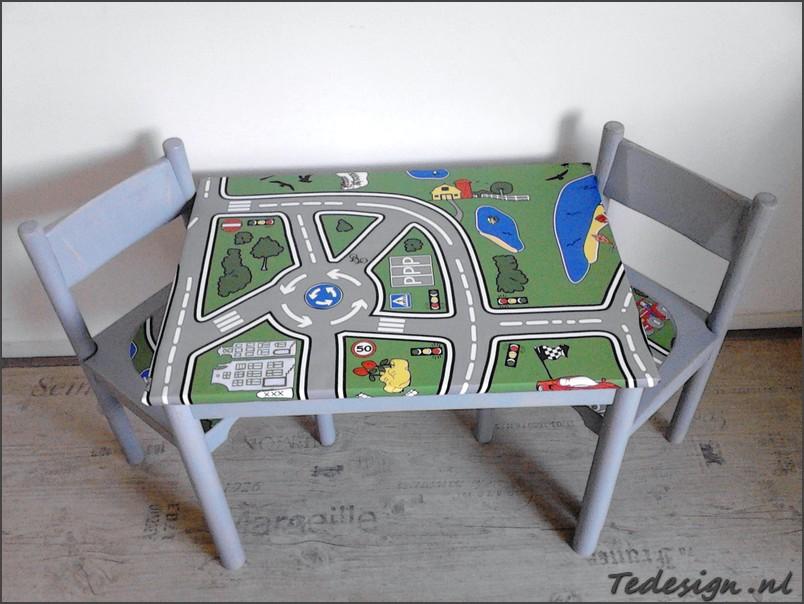 Kindertafel En Stoel : Kindertafel en stoeltjes geel nieuw te koop dehands be