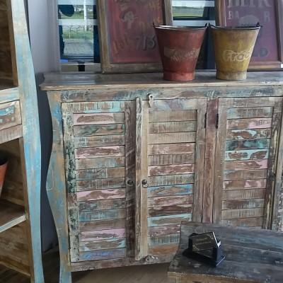 dressoir van sloophout