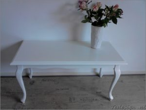 salontafel queen ann wit tedesign.nl €149