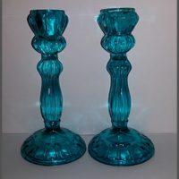 glas kandelaar