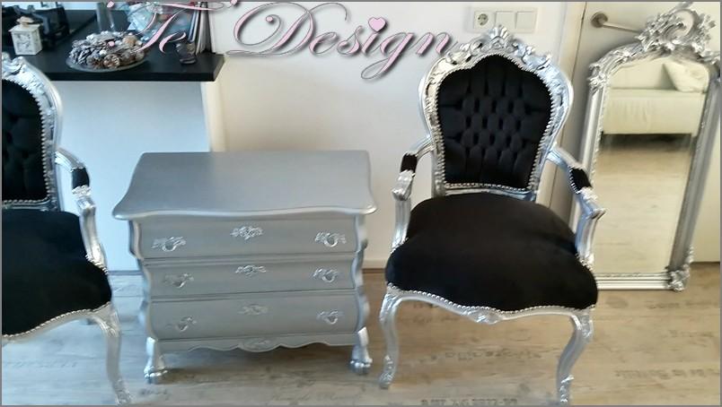Witte Barok Spiegel : Barok set barok fauteuils spiegel buikkast te design