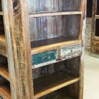 boekenkast sloophout