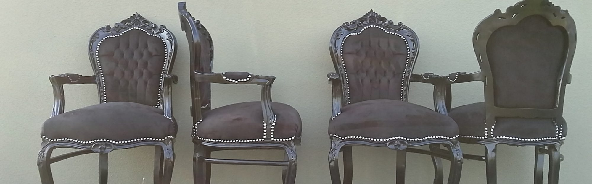 Tedesign.nl -Barok stoelen en barok meubelen