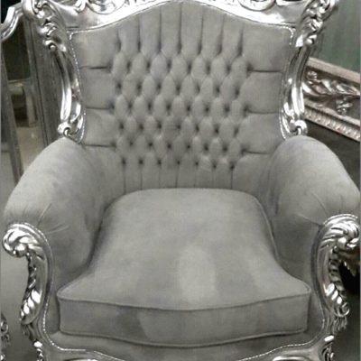 barok troon king