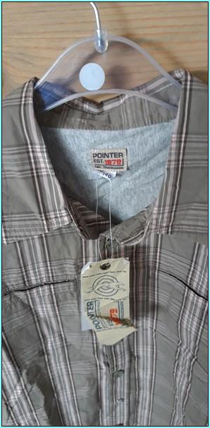 pointer jongens kleding