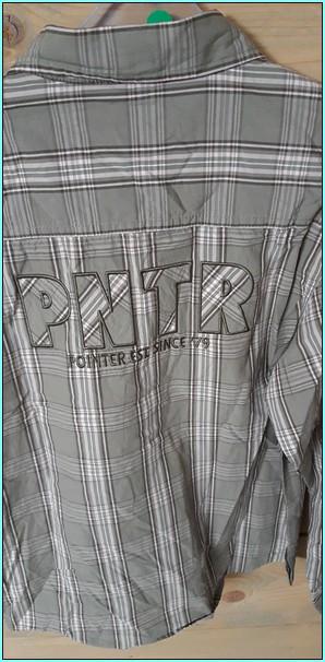 pointer blouse jongens maat 140