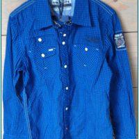 twinlife blouse blauw maat 140